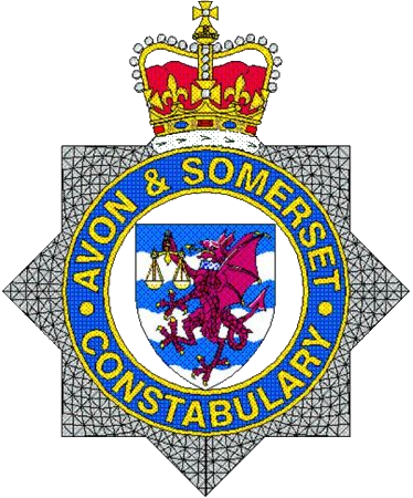 Avon and Somerset Police Badge